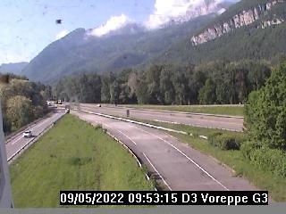 Voreppe D3 (vue vers Grenoble)